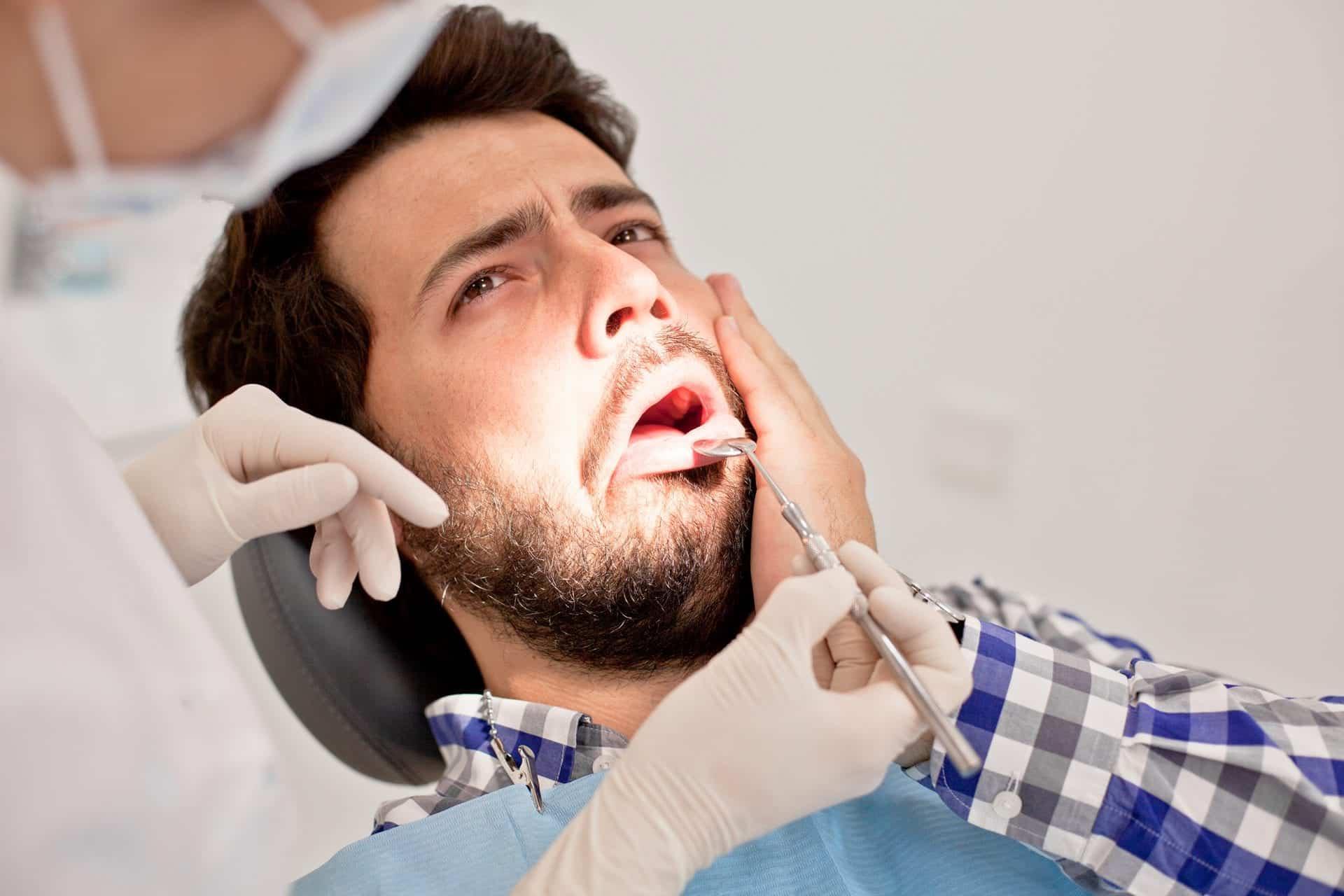 כאבי שיניים