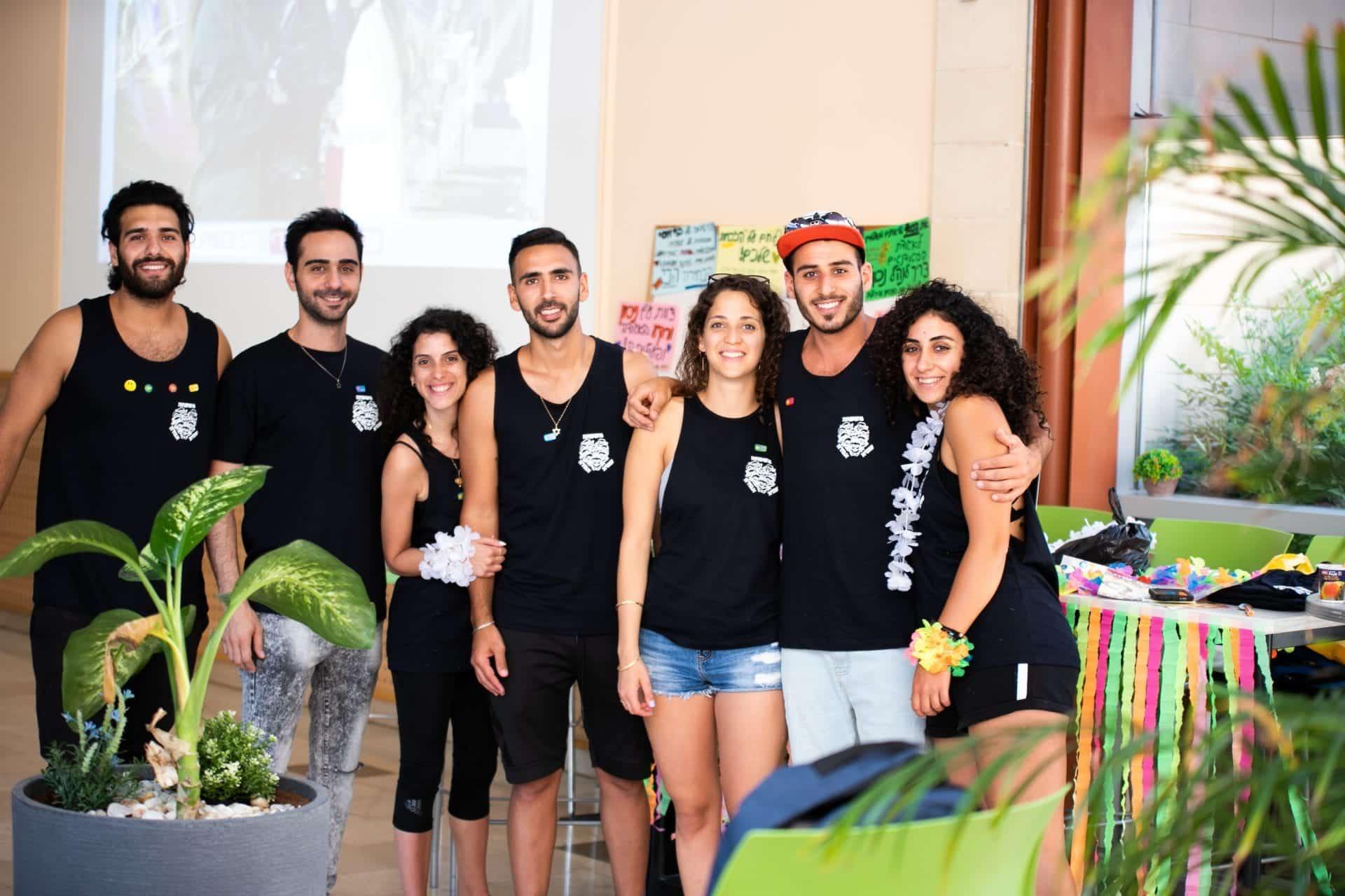 המכינה הקדם אקדמית של מכללת אוהלו לחינוך בקצרין