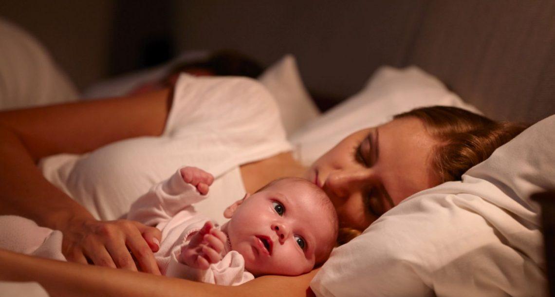 הסוף ללילות הלבנים: בעיות שינה אצל תינוקות